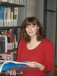 Romana Siebenbürgerová. Foto: Marie Švomová/LeMUr.mu