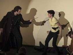 Romeo a Julie(an). Foto: archiv LeMUr.mu