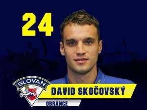 David Skočovský je student Fakulty sportovních studií. Foto: archiv Davida Skočovského