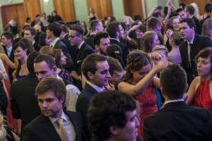 Loňský ples se pořádal v prostorách hotelu Voroněž. Foto: Jakub Špiřík/LeMUr.mu