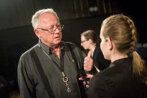 Josef Prokeš je jedním ze zakladatelů divadla. Foto: Jakub Špiřík/LeMUr,mu