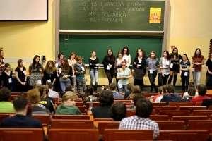 Na konkurz přišlo mnoho zájemců. Foto: www.profidivadlo.cz